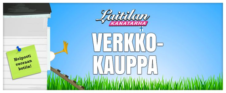 Osoitteesta www.laitilankanatarha.fi/verkkokauppa