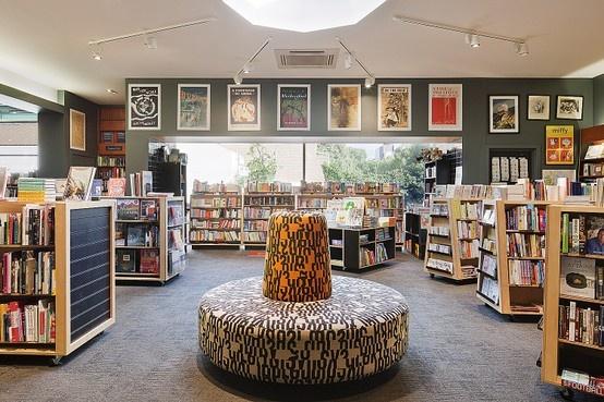 Readings Bookshop Fitout
