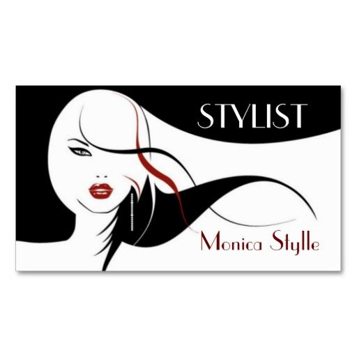 60 best business cards salon spa images on pinterest business hair beauty salon cosmetologist spa business card reheart Choice Image