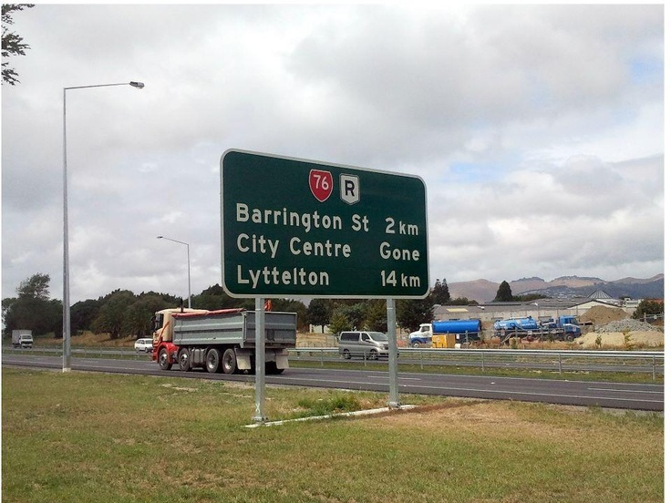 17 best images about new zealand road signs on pinterest for Home ideas centre christchurch