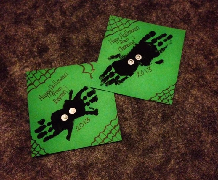 Halloween Art And Craft Activities For Toddlers