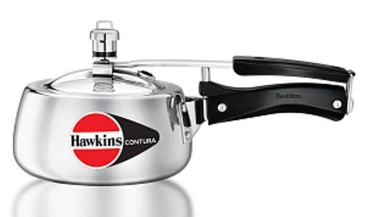 Hawkins Contura 1 5 Ltr Pressure Cooker For 1 2 Persons