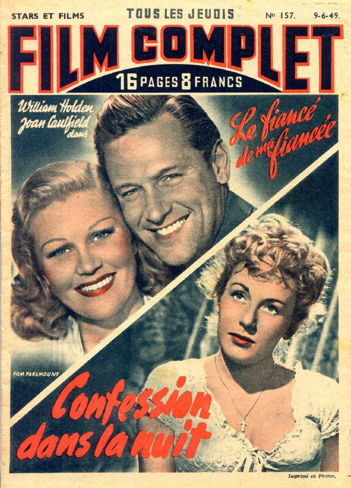 38 very stylish 'Print Ready' vintage french Movie Magazine cover images for only $5.00 with delivery to you inbox within hours!  Check out my other amazing image collections and choose any 4 for only $15.00!