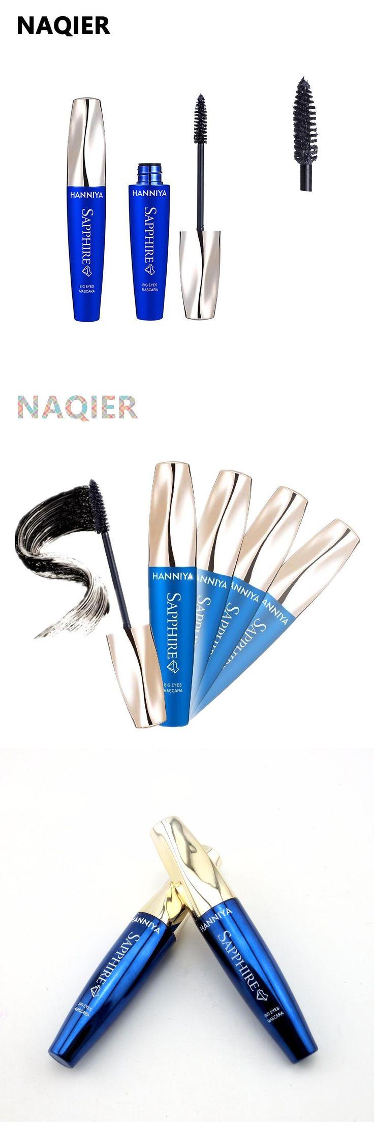 [Visit to Buy] Brand HANNIYA Eye Botton Mascara 3D Curling Thick Eyelash Enhance Rimel Smudge Proof Mascara Makeup Lenghtening Rimel S107 #Advertisement