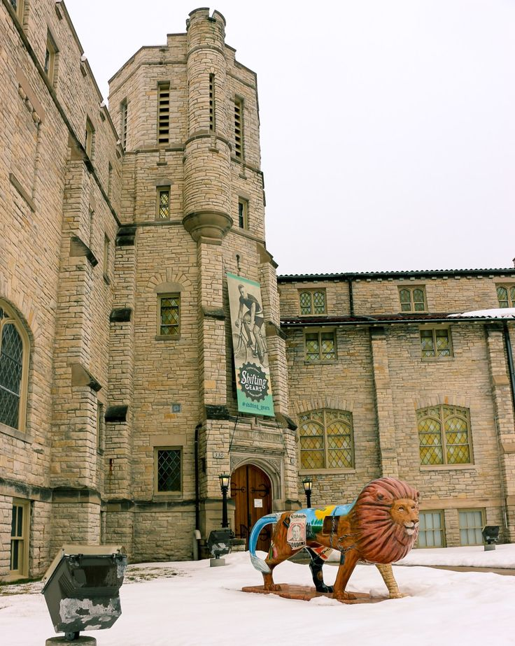 History Museum at the Castle - Downtown Appleton, Wisconsin
