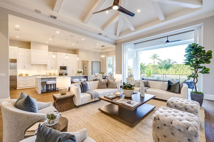 Plan 86083bs One Level Beach House Plan With Open Concept Floor Plan In 2021 Beach House Plan Open Concept Floor Plans Open Concept Living Room Open concept beach house