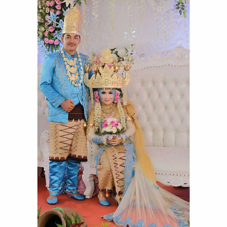 "15 Suka, 1 Komentar - • TOPTEN STUDIO • (@akbarrizkyphotography) di Instagram: ""Intan & Hadi  #wedding #weddingphotography #weddingparty #metro #metrolampung #kotametro #lampung…"""