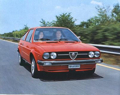 Alfa Romeo Alfasud Sprint #alfa #italiandesign