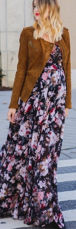 Little Blonde Book by Taylor Morgan | A Life and Style Blog : Floral and Suede #little