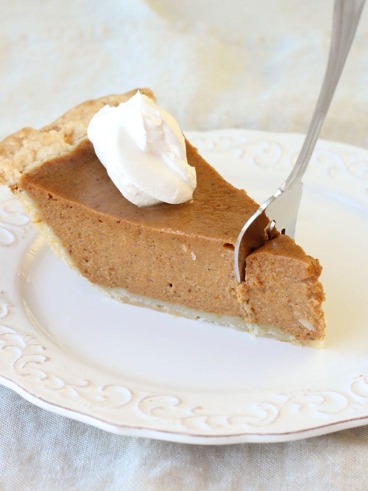 how to make pumpkin pie ed smith