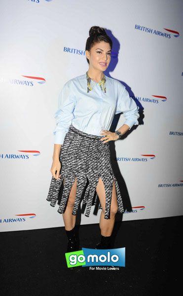 Jacqueline Fernandez at British Airways event in New Delhi