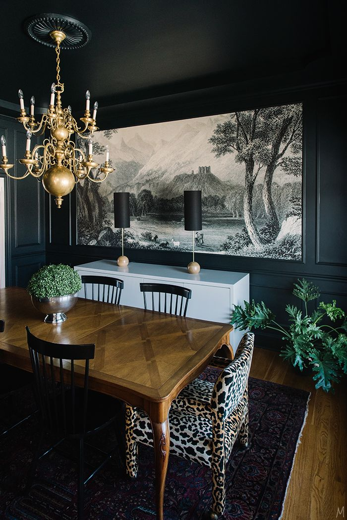 The Makerista: The Finishing Touches on the Dining Room and a Giveaway with Loom Decor!