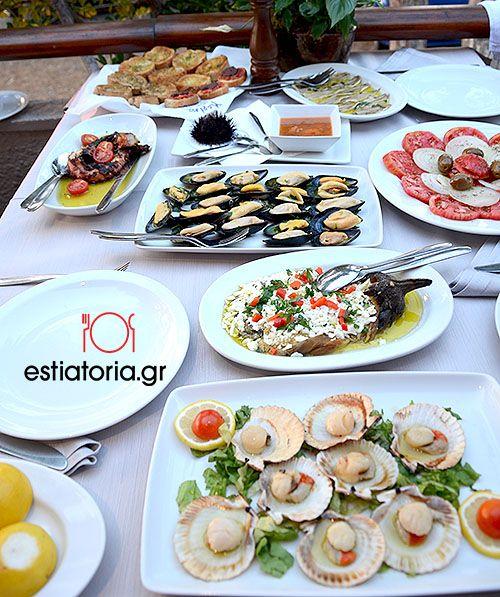 Marina, Fish Tavern, Potidaia, Halkidiki, tel.2373041570