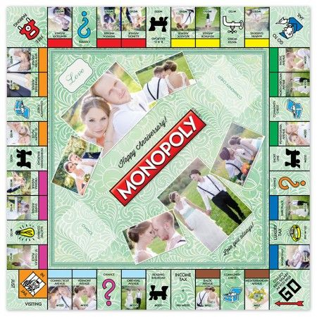 15 best images about customized board games on pinterest for Custom monopoly board template