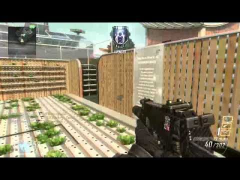 [BO2 Clip] MP7 SoloStreak In NukeTown 2025