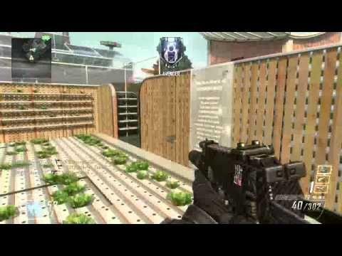 [BO2 Clip] MP7 SoloStreak In NukeTown 2025