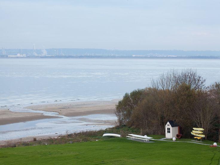 Hotel Honfleur Hotel acces plage privé proche Honfleur Normandie