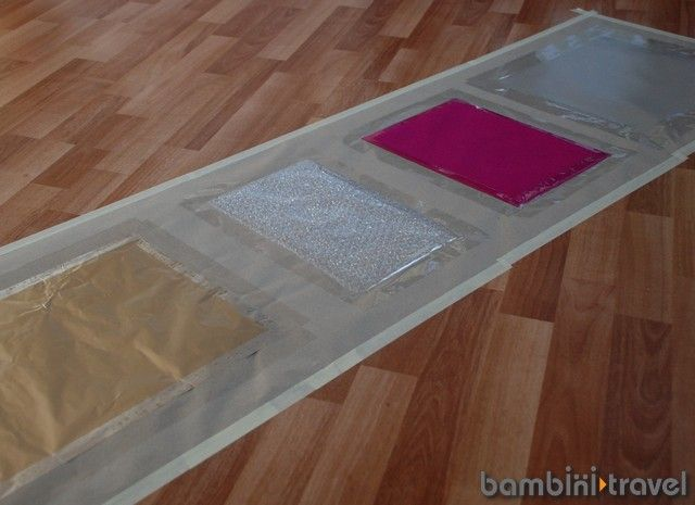 <p>Rethinking Toys: Turn Your Playmat into a Tunnel</p>
