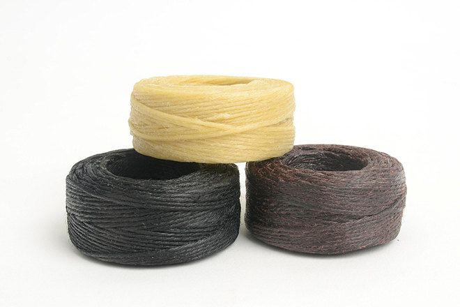 1mm Coted wax cord, Very High Quality Tandy.co Craft Cord, Diameter 1mm- Length 23m(75ft) -LSSSG-01 by VACHETA on Etsy