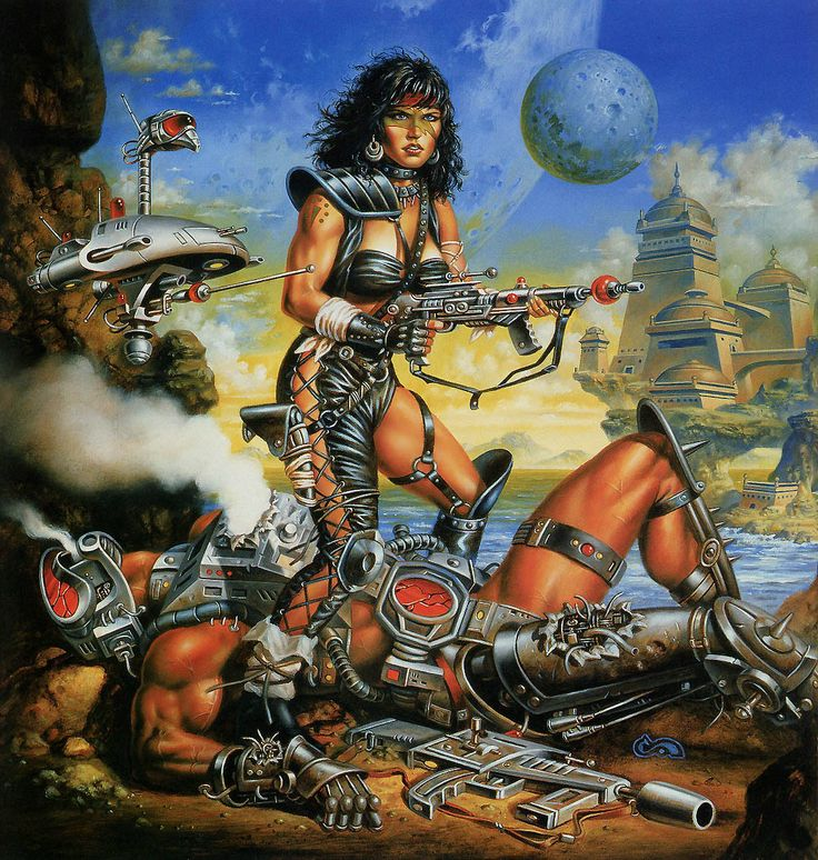 60 best gamma world images on pinterest post apocalypse gw6 gamma world alpha factor clyde caldwell gumiabroncs Choice Image