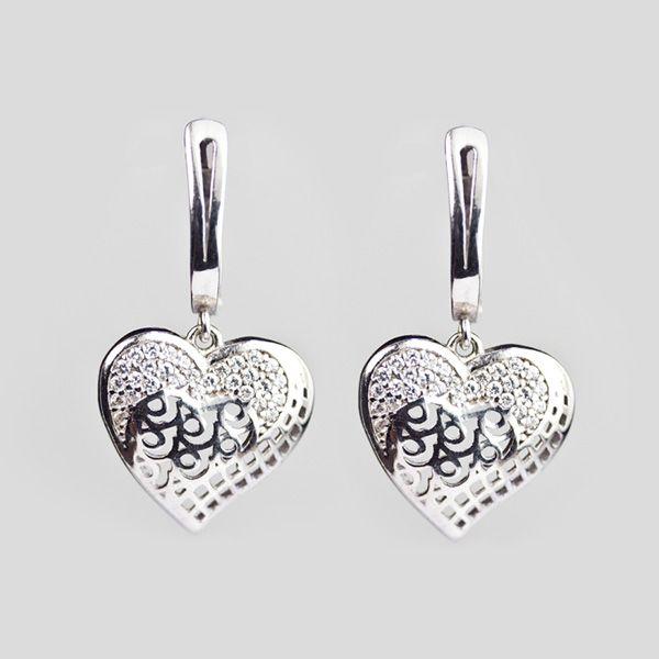 Silver Hearts <3 <3 #jewelry
