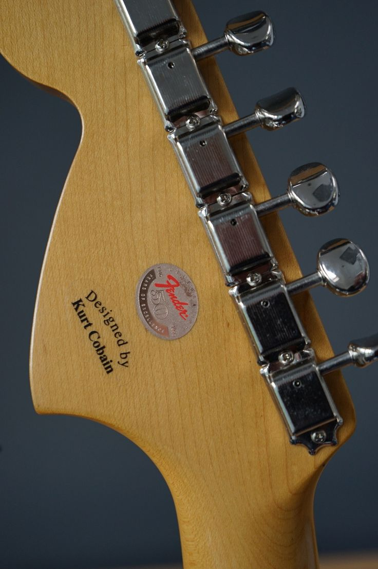 Fender Jagstang 1996 Fiesta Red