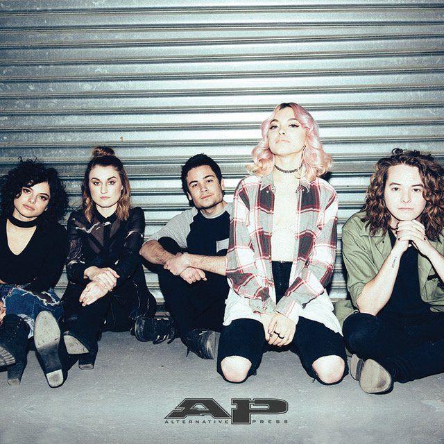 Hey Violet in Alternative Press