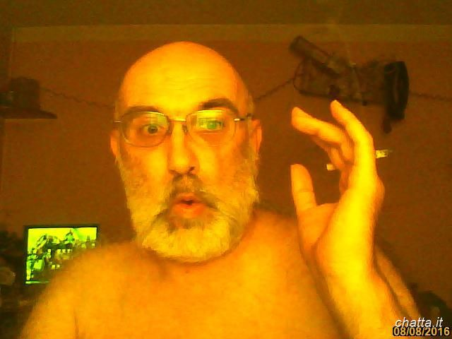 GilbertoMattei: uomo 49 anni MONFALCONE (GO)