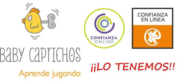 Baby Caprichos, una empresa transparente y fiable, comprometida con las buenas prácticas en Internet #confianzaonline http://www.babycaprichos.com/blog/confianza-online/