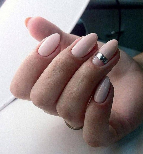 almond nails ideas