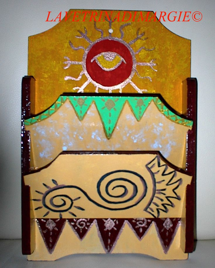 mail holder ethnic
