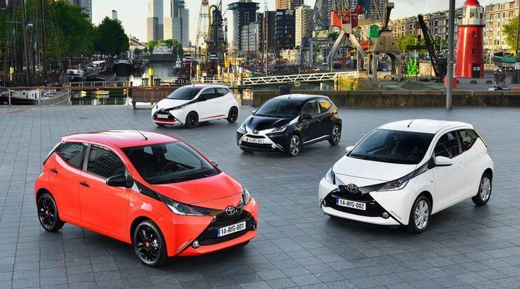 Toyota Aygo 2015, desde 12.000 euros en España - http://www.actualidadmotor.com/2015/01/22/toyota-aygo-2015-desde-12-000-euros-en-espana/