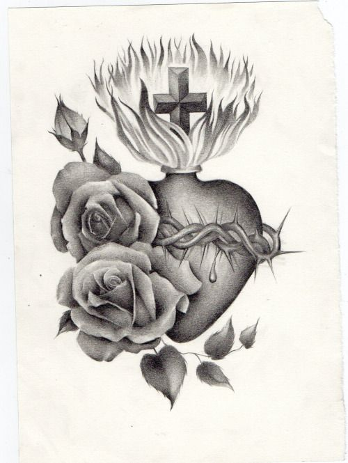 most sacred heart of jesus tumblr tattoos because i will never get one pinterest. Black Bedroom Furniture Sets. Home Design Ideas