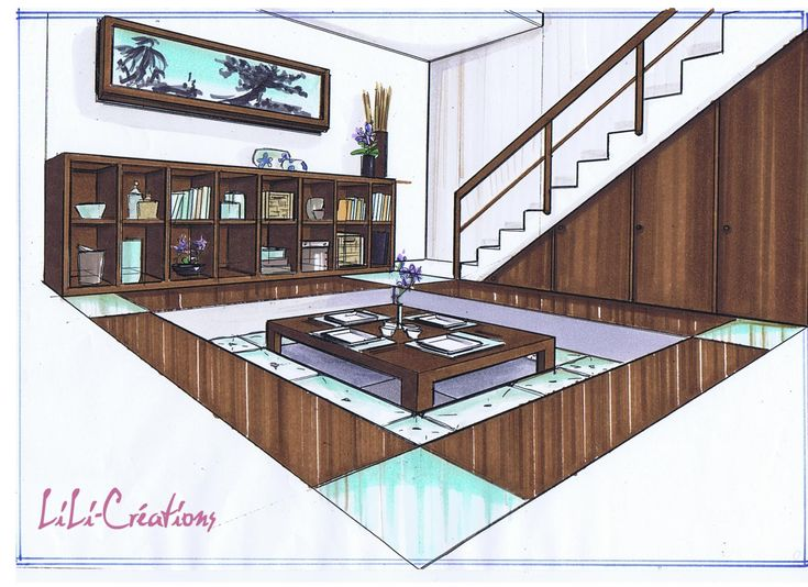 Le blog de elise fossoux décoration architecture dintérieur dessin design