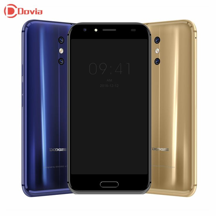 DOOGEE BL5000 4G Smartphone Android 7.0 12V 2A Quick Charge 5.5 inch FHD MTK6750T Octa Core 4GB RAM 64GB ROM Moblie Phone #Affiliate