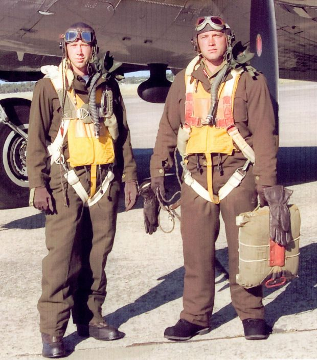 Wwii Uniforms And Flight Gear Photo Shoot Wwii