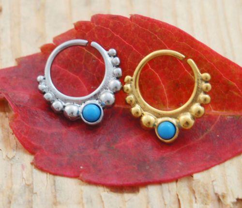 16G-Jeweled-Sapphire-Beaded-Trim-Jeweled-Indian-Septum-Nose-Ring-Captive-Ring-US