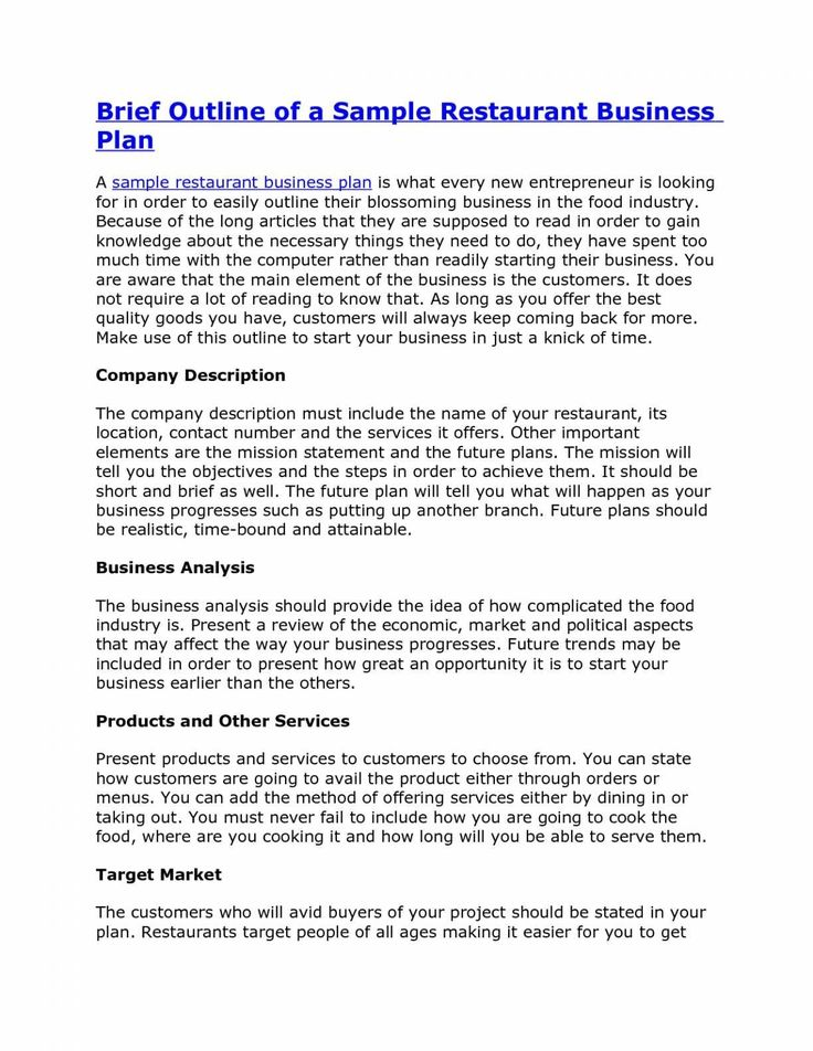 Valid Franchise Business Plan Template Coffee shop