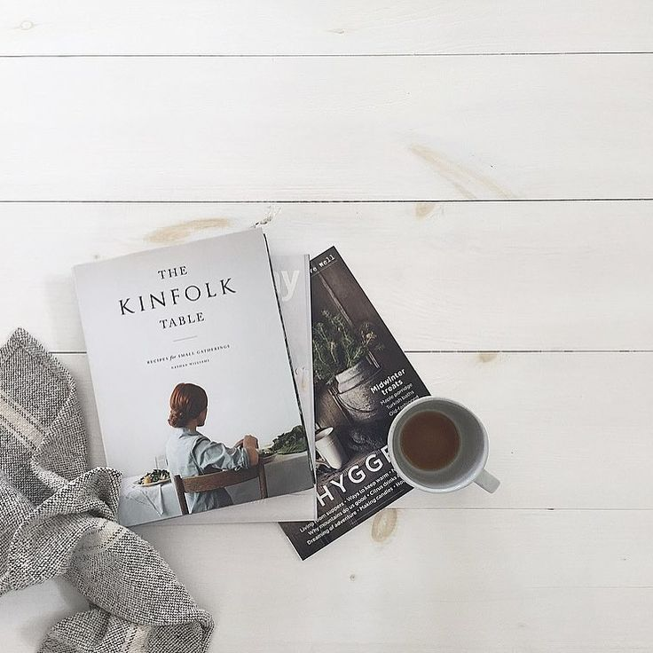 The ultimate go to guide for home styling inspo… The KINFOLK Home ✖