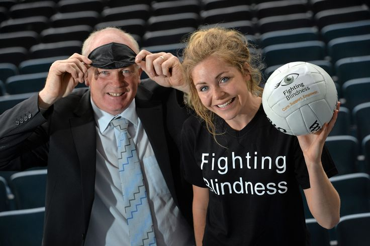 Patient -led research charity Fighting Blindness launches programme of activity as GAA Charity Partner 2013.