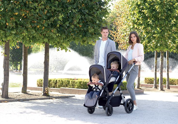 Additional Wave carrycots, tandem pushchairs and car seats are available, and offer 16 configurations - making Wave ideal for one baby, two siblings or twins.