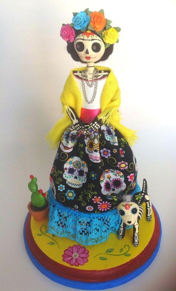 Lista reservada para Lilysan900. Frida Kahlo y su por LaCasaRoja