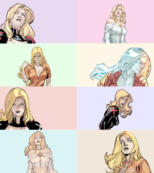 All-New X-Men: Emma Frost/White Queen