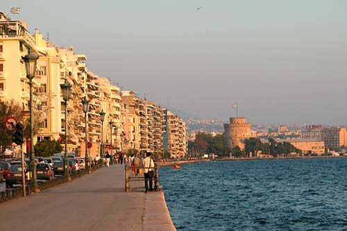 Thessaloniki...a dream city