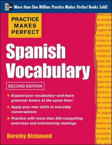 spanish vocabulary practice makes perfect pdf