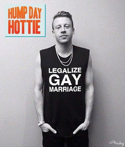 Legalize gay marriage people!!