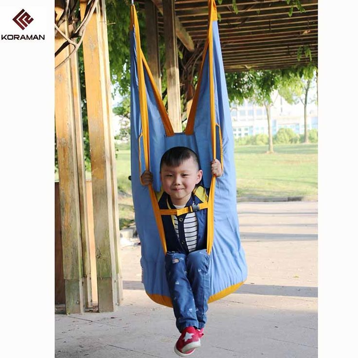 29.99$  Buy here - http://ali7bk.shopchina.info/1/go.php?t=32817732741 - Outdoor Children Hammock Garden Furniture Swing Chair Indoor Hanging Seat Child Swing Seat Patio Portable Red Blue Furniture  #buyonline