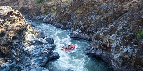 10 Best White Water Rafting in the US - Traveleering