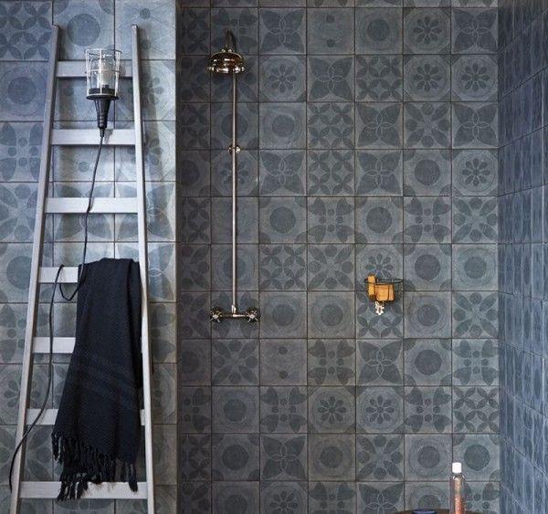 vtwonen badkamer. Mooie tegels voor vloer