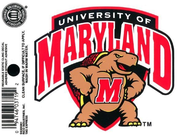 STUM1 Decal 5x6 Ultra University of MD